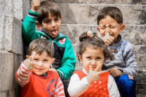 Crianças e o lidas com as emoções